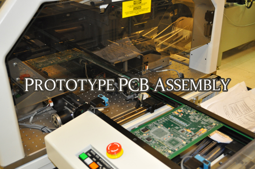 Prototype PCB Assembly